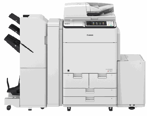 Refurbished Color Copiers Department