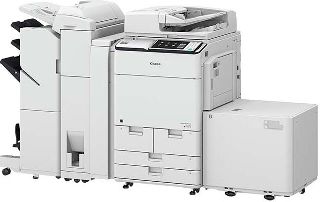 Refurbished Production Color Copiers