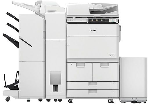 Refurbished Copiers Black & White Production