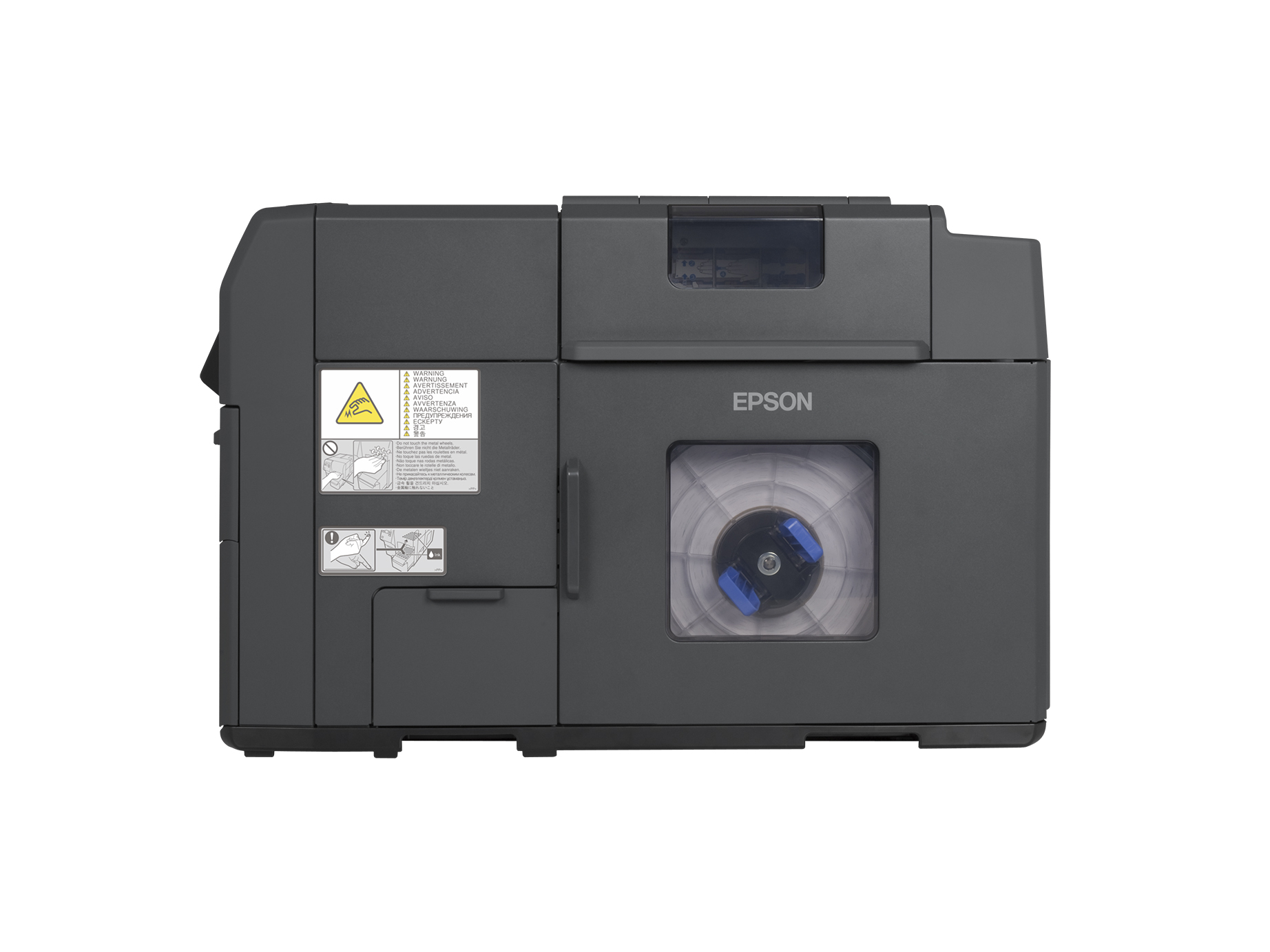 EPSON COLORWORKS C7500 INKJET LABEL PRINTER
